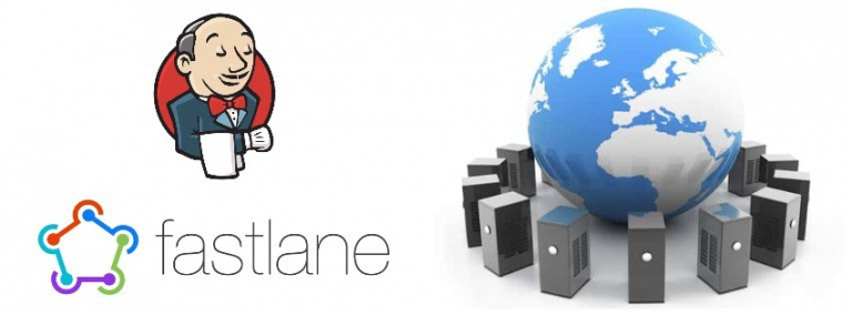 CI / CD integration for multiple environments with Jenkins and Fastlane.  Part 1